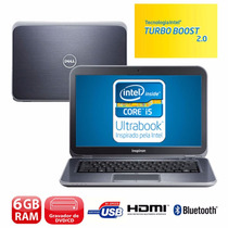 Ultrabook Dell Inspiron I14z-5480 Intel I5 6gb Ram 500gb Hd