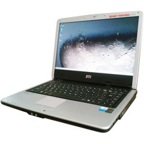 Notebook Sti Semp Toshiba Pentium M 1gb Ram Hd 80gb 1.6ghz
