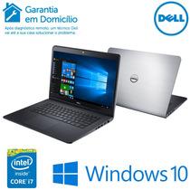 Notebook Dell Inspiron Intel® I7, 14 Touch, 8gb, 1tb De Hd