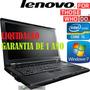 Notebook Lenovo T410 - Core I5 4gb De Memória Hd De 320gb