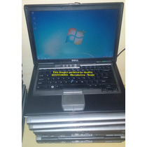 Notebook Dell Latitude D630 Core 2 Duo - Usados