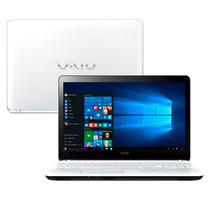 Notebook Vaio Fit 15f - 15.6 Intel Core I5, 4gb, Hd 1tb