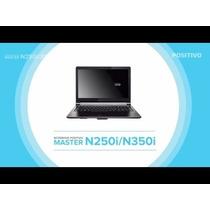 Notbook Positivo Master N250i I5 500gb 4gb Hdmi Loja Fisica