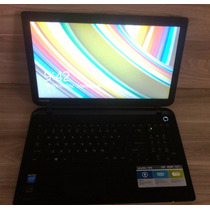 Notebook Toshiba Satellite C55- B5210 15,6 Ram 4gb Hd 500gb
