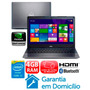 Notebook Dell V14t-5470-a20 Intel I5 4gb Ram 500gb Hd Nvidia