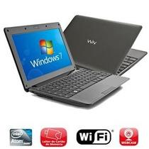 Netbook N23s Cce Atom N345 2gb 320gb