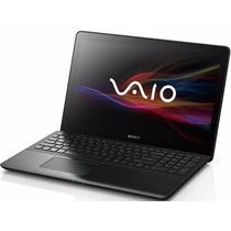 Notebook Sony Vaio Core I5 3337u 1.8 Ghz, 4gb, 750gb, 15,5