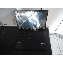 Notebook Itautec Infoway W7535 Defeito Peças
