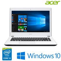 Notebook Acer Aspire E5 I3, 14, 1tb Hd, W10 - E5-473-370z