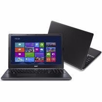 Notebook Acer E5-571-54mc Intel I5 4gb Ram 500gb Hd Dvd 15.6
