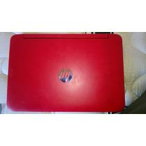 Notebook Hp X 360 Vermelho
