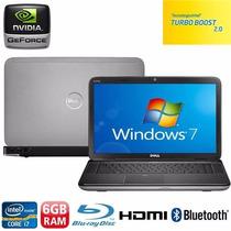 Notebook Dell Xps-4070 I7 Mem.vídeo 2 Gigas. Sem Uso. Na Cai