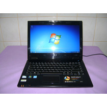Notebook Lg R480 Core 2.10ghz Hd 320gb 3gb Webcam Hdmi