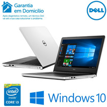 Notebook Dell Inspiron Com Intel® I3, 14, 4gb 1tb De Hd