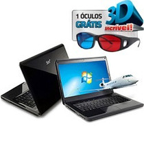 Notebook Positivo I5 6 Gb Raw Hd 500 Tela 3d