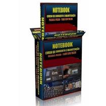 Curso Em Dvd Notebook + Curso Digital Placa Mães E Nobreaks