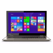 Notebook Toshiba Core I7 2.4ghz 8gb 1tb 15.6 Touch 4k Tablet
