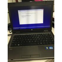 Notebook Hp Probook 6470 B Core I5 4 Gb Memoria E 320 Hd Dvd