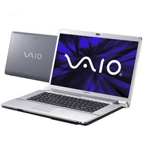 Notebook Sony Vaio 16.4 Bluray Vgn-fw160ae Sem Uso. Oportun