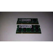 Kit De Memorias 3gb Para Notebook Itautec Infoway W7415.