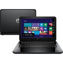 Notebook Hp Intel Core I5 4gb 500gb Tela 14 Windows 8.1