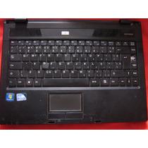 Carcaça Inferior+teclado Notebook Dell Inspiron 1428