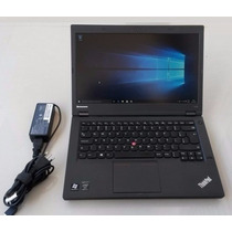 Notebook Lenovo Thinkpad T440p I5-4300m 4gb 500gb 100%