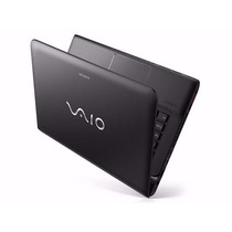 Notebook Sony Vaio Core I5 /3210m/4gb /750gb Sve141c11x