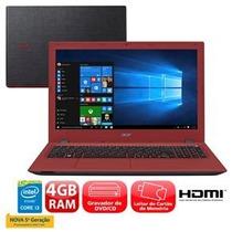 Notebook Acer Aspire E5-573-36m9 Intel Core I3-5015u +frete