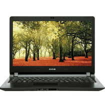 Notebook Cce Ultra Thin Intel Hd 500gb Ram 4gb Led 14 Linux