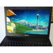 Notebook Positivo Unique S1991 2gb 250 Hd Usado Novissimo