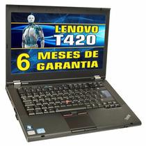 Notebook Lenovo Thinkpad T420 Mem. 4gb Hd 500gb Proc.i5