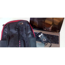 Notebook Dell Inspiron N5010 I5 + Mouse Microsoft + Mochila