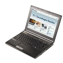 Notebook Itautec Infoway N8320 Core 2 Duo 3gb 160gb 12