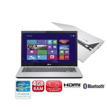 Ultrabook Lg U460 Core I5 4gb Hdd 500gb Ssd 32gb Led 14