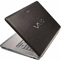 Notebook Sony Vaio Special Edition Crocodile 14 . Novo.