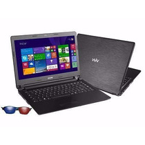Notebook Cce Ultrathin U25 ( Semi-novo)
