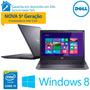 Otebook Dell Intel® I5, Tela 14 Touch, 4gb E 500gb Hd