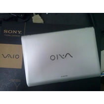Notebook Sony Vaio Amd 4300 + 4gb +320gb - Estado De Novo