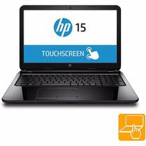 Notebook Hp Quadcore A8 2.4ghz 4gb 750gb + Ati R5 Touch 15.6