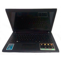 Notebook Cce Iron 746p Com Intel Core I7-2630qm, 4gb, 640gb