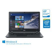 Notebook Acer Intel 500gb 4gb Teclado Numérico