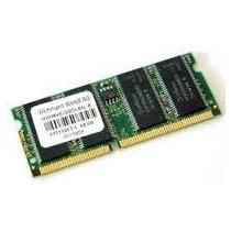 Memoria Dell 100l 256 Mb Ddr 266 - Pc2100 - Note Book - Dram