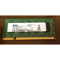 Memória Notebook Ddr2 1gb 667mhz Pc 5300 Smart