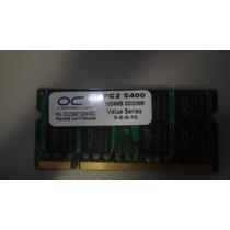 Ocz Ocz26671024vso 2gb (2x1gb) Notebook Ddr2 667 Mhz