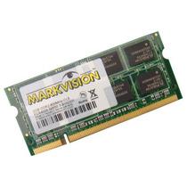 Memória Para Notebook 2gb Ddr2 800mhz Markvision