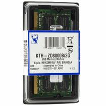 Memoria Notebook Netbook 2gb Ddr2 667 Mhz Pc2-5300 Kingsto