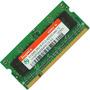 Memoria Hynix 512mb 2rx16 Pc2-4200s Ddr2 533mhz 200pin Cl4 H