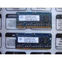 Memória Nanya 512mb Ddr2 667mhz Pc5300s