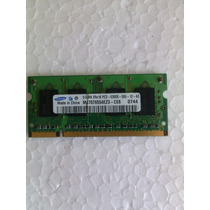 Memoria Ram Ddr2 Samsung Notebook 2rx16 Pc2-5300s-555-12-a3